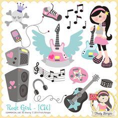 Rock Girl - CU