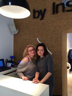 Ania i Kasia w walentynkowych nastrojach;)
