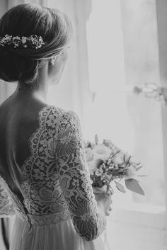Robe Constance Fournier I Photographe Gaëtan Gaumy I Sophie, mariée 2016