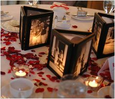 cheap wedding reception centerpieces ideas