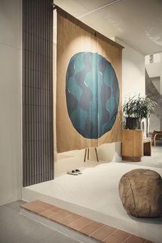Samuji House, Mikonkatu 3, Helsinki Creative Studio, Helsinki, Table Lamp, House Design, Interior Design, Home Decor, Showroom, Rooms, Atelier