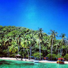 Ujung Gelam Beach, Karimun Jawa Island, Indonesia