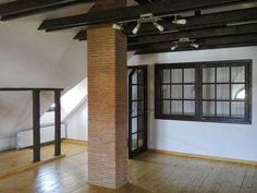 CASE ROMÂNEȘTI la comandă - arh. Liliana Chiaburu Divider, Architecture, Modern, Room, Furniture, Attic, Home Decor, Houses, Arquitetura