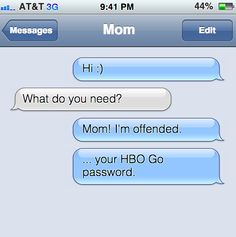 16 Texts You Send Your Mom After You Move Out