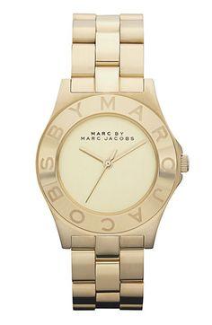 MARC BY MARC JACOBS Round Bracelet Watch