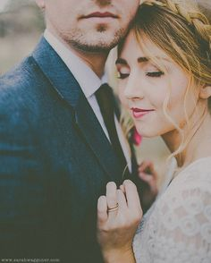Romantic and Ethereal Spring Wedding