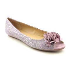 AwesomeNice Kenneth Cole Reaction Women's Slip Sliding Ballet Flats in Lilac