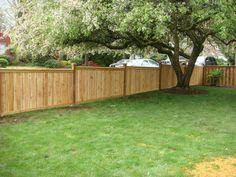 Modern Fence Panels Uk and Garden Fence Vegetable. Brick Fence, Front Yard Fence, Farm Fence, Fenced In Yard, Gabion Fence, Fence Stain, Stone Fence, Fence Landscaping, Backyard Fences