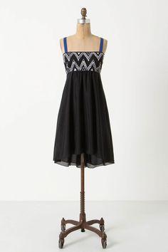 Geo Abaco Dress - Anthropologie.com