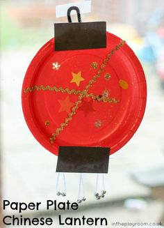 Plate Chinese Lantern Craft for Chinese New Year paper plate chinese lantern craft for kids of all ages to learn about Chinese New Year.paper plate chinese lantern craft for kids of all ages to learn about Chinese New Year. Chinese New Year Crafts For Kids, Chinese New Year Activities, Chinese New Year Decorations, Chinese Crafts, New Years Activities, Paper Plate Crafts, Paper Plates, Lantern Crafts, New Year Art