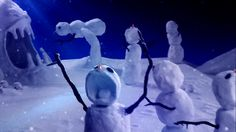 calvin and hobbes pictures of attack   Snowmen Crazy / calvin-and-hobbes-snowmen