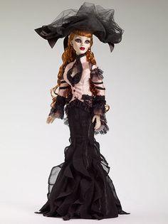 0b43431f55e8 TONNER EVANGELINE GHASTLY PARNILLA DARK INNOCENCE OUTFIT ONLY LE 125 NRFB ·  Halloween DollBeautiful DollsPretty ...