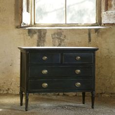 Louis XVI Dresser - Other great colors.  Would look good anywhere but especially beside the bed.