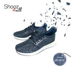 New: Για εμφανίσεις που ξεχωρίζουν, ανδρικά αθλητικά παπούτσια από μαλακό ύφασμα άριστης ποιότητας σε μοναδική μπλε απόχρωση. Αποτελούν σίγουρη επιλογή για το γυμναστήριο αλλά και για τις καθημερινές σας βόλτες! http://www.shooz4all.com/el/andrika-papoutsia/andrika-athlitika-papoutsia/athlitika-papoutsia-andrika-mple-c-15-detail #shooz4all #sales #andrika #athlitika