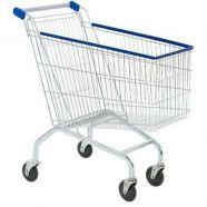 Carrinho de compras de supermercado - Os carrinhos de compras de supermercado são importantes por possuirem diversos tamanhos, auxiliando assim na compra diária do consumidor. Saiba mais no link!