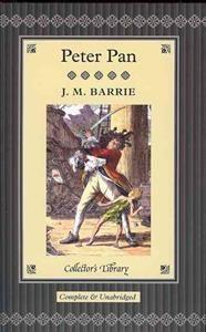 8,10€. J.M. Barrie: Peter Pan