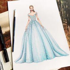 "8,187 Likes, 52 Comments - Eris Tran (@eris_tran) on Instagram: ""@chrissyteigen look so beautiful at @theacademy 2017 with @zuhairmuradofficial haute couture dress.…"""