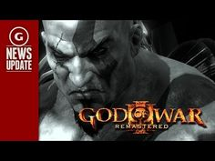 God of War 3 Remastered Coming to PS4 in 1080p - GS News Update