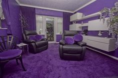 Did You Ever Seen Such A Purple House[photos] | LikeToPost ♥ Photos - Stories - BlogsLikeToPost ♥ Photos – Stories – Blogs