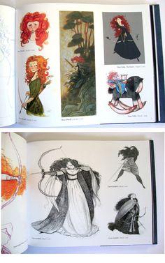 http://theconceptartblog.com/wp-content/uploads/2012/07/Brave-concept-book-05.jpg
