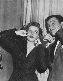 Gene Kelly and Judy Garland