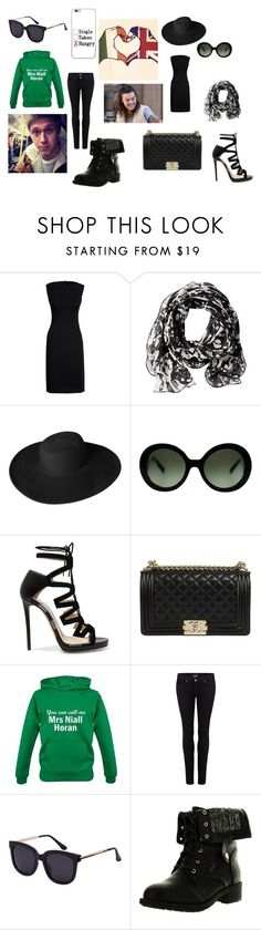 """""""Niall and Harry"""" by littlejessybear on Polyvore featuring Canvas by Lands' End, Calvin Klein, Dorfman Pacific, Prada, Jimmy Choo, Paige Denim and Refresh"""