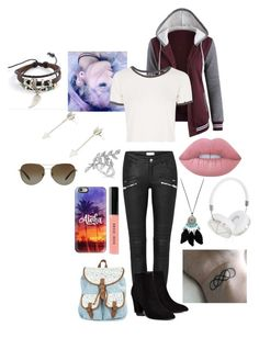 """wild"" by fangirl-20037 ❤ liked on Polyvore featuring Bobbi Brown Cosmetics, Billini, Casetify, Allurez, Topshop, Lime Crime, Forever 21, Frends, Tiffany & Co. and Trend Cool"