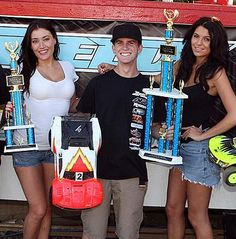 Numedahl and Wernimont Victorious at the Reedy Truck Race of Champions