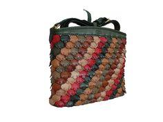 Gön Deri 20062 SAKİR Leather Handmade Bag