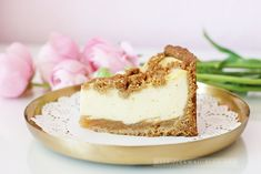Vegan: Apple Cheesecake | *K A W A I I - B L O G Apple Cheesecake, Cupcakes, Vanilla Cake, Vegan Recipes, Desserts, Muffins, Food, Vegan Baking, Vegan Lifestyle