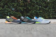 New Balance is Back With The 2nd Seamless Collection of The 574