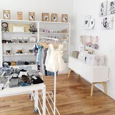 We're excited to have our new rompers available at  @charmedforbaby  a local shop in Bushwick. I dropped their order off earlier today and they have lots of good stuff! They're located on Harmen St. so be sure to stop by if you're local They also have a website to order from. by moozega