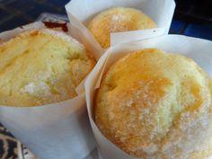 Bolos de Arroz - Portuguese Rice Cakes