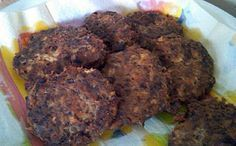 Mackeral Patties- My mamaw used to make these for me for breakfast all the time. I sure do miss these!