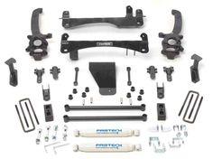 Fabtech K6003 Nissan Frontier lift kit