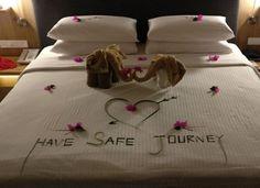 Kuramathi elephants Romantic Night, Maldives, Elephants, Hibiscus, Towel, Decoration, Art, Towels, Romantic Evening