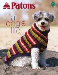 Patons A Dog's Life-Decor