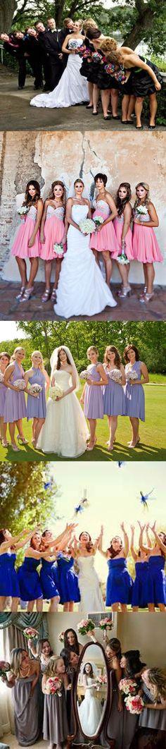 great bridesmaids photograph idea #wedding