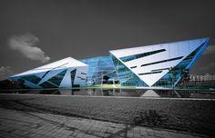 BU Landmark Complex / Architects 49 Liap Khlong Soi Ti 6, Rangsit, Thanyaburi, Pathum Thani 12110, Thailand #lodon_a