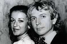 Andy Summers and wife Kate.