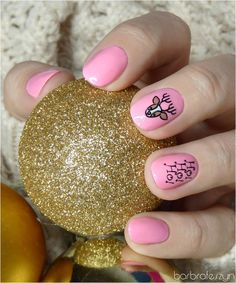 B.10 Merry Christmas nail stamping plates B. by BlovesPlates
