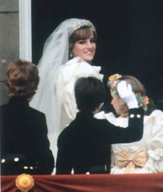 July Prince Charles marries Lady Diana Spencer in Saint Paul's Cathedral. Charles And Diana Wedding, Princess Diana Wedding, Princess Diana Family, Prince And Princess, Princess Charlotte, Princess Of Wales, Lady Diana Spencer, Royal Brides, Royal Weddings