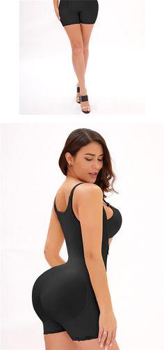 US$ 50.32 - 2020 NEW PLUS SIZE WOMEN BUTT LIFTER BODY SHAPERS - m.lookshepretty.com Tomboy Fashion, Fashion Outfits, Denim Ideas, Gaines, Skinny Waist, Clothing Hacks, Stunning Dresses, Classy Dress, Plus Size Women