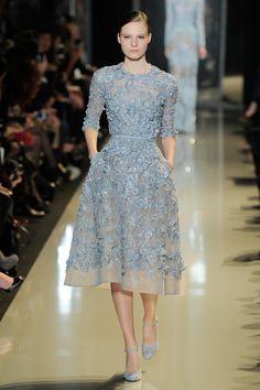 Elie Saab Couture Spring 2013 | Runway | POPSUGAR Fashion