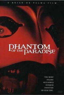 """Phantom of the Paradise."" One of my favorite Brian De Palma films."