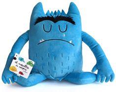 Monstre azul CAT. - Pati de Llibres