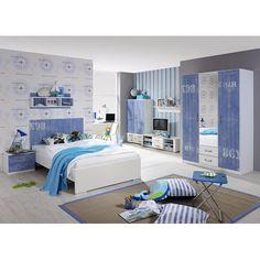 Gefunden bei Wayfair.de - Anpassbares Schlafzimmer-Set Torben Room Ideas Bedroom, Bedroom Decor, Pastel Goth, Luxury Living, Living Room Designs, Kids Room, Toddler Bed, Furniture, Home Decor