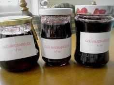 Glühweingelee, ein raffiniertes Rezept aus der Kategorie Winter. Bewertungen…