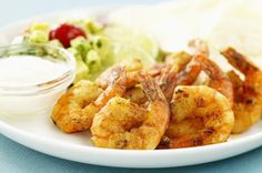 Spicy Orange Grilled Shrimp - Roderick Chen/Getty Images