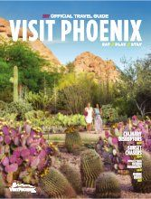2017 Official Travel Guide to Greater Phoenix - 1
